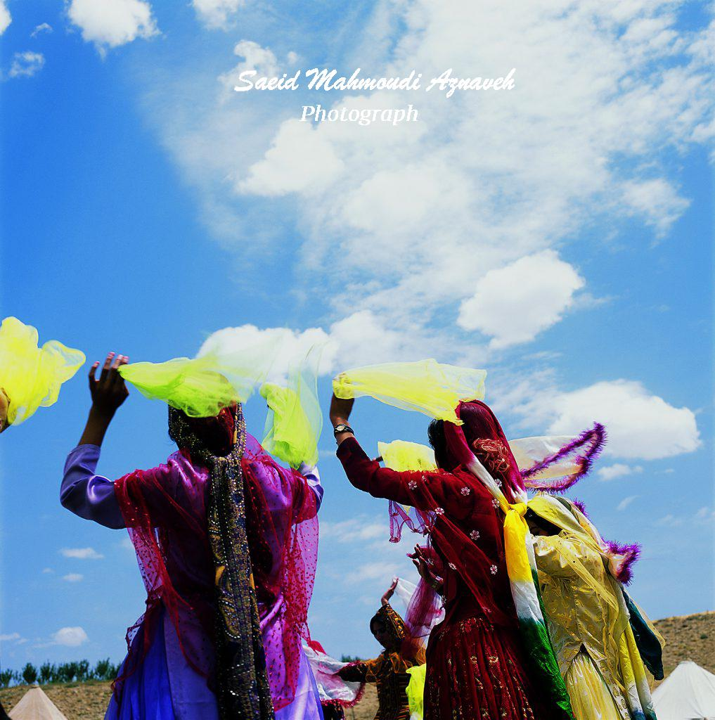 Fars, Ghashghaei Nomads wedding